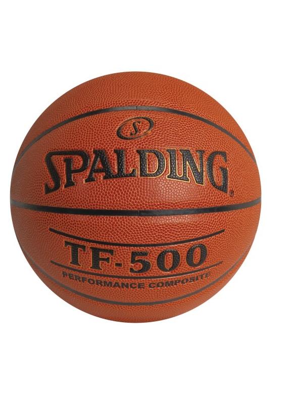 QUẢ BÓNG RỔ SPALDING TF-500 PERFORMANCE COMPOSITE (MÃ SỐ: 74-529Z)