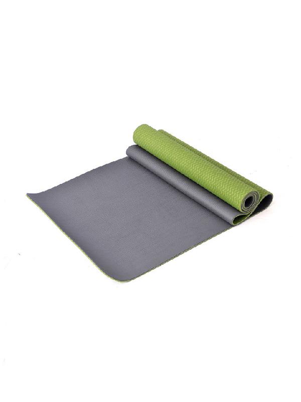 Thảm yoga 2 lớp TPE (xanh lá)