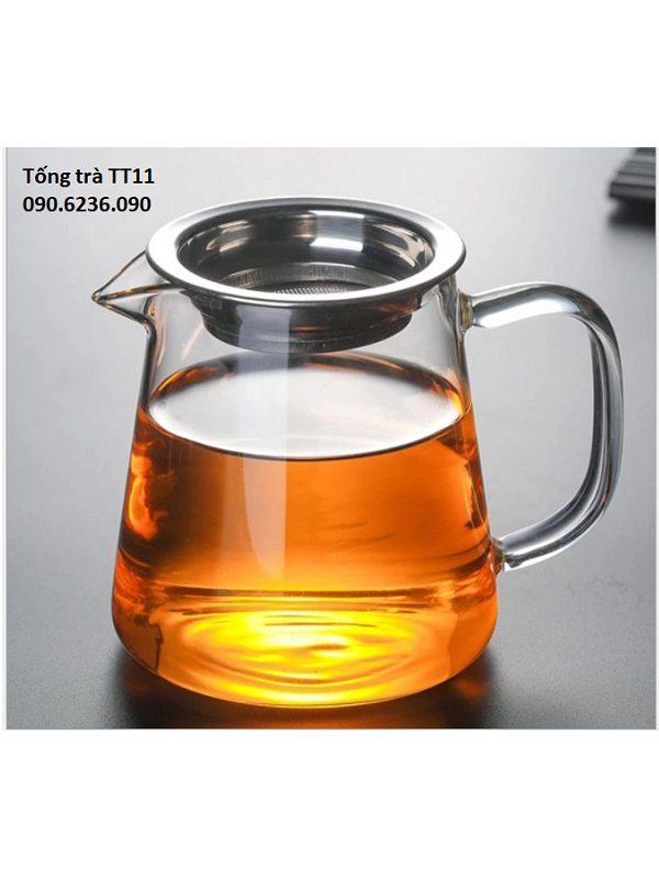 Tống trà thủy tinh TT11