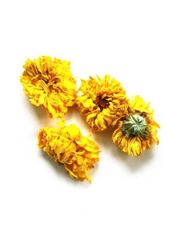 Trà hoa hoàng cúc khô 100g TH6