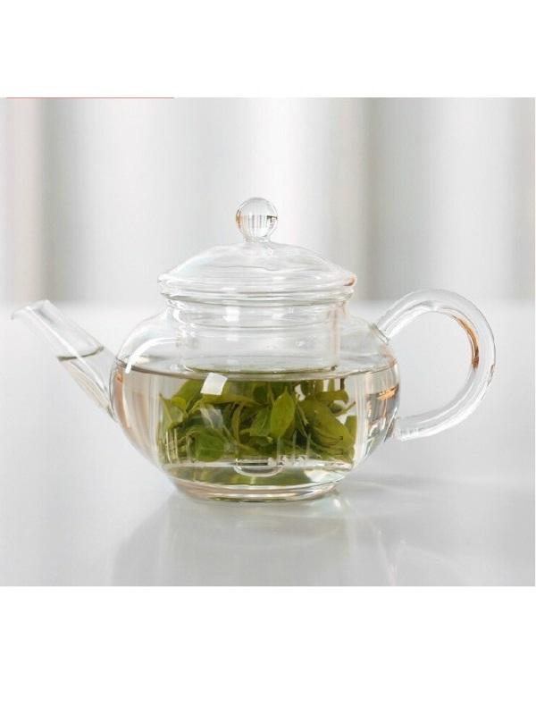 Ấm trà thủy tinh ZENO ATT06 260ml