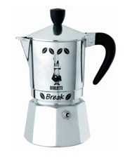 Ấm pha cà phê 3TZ Bialetti Break Nero BCM-2712
