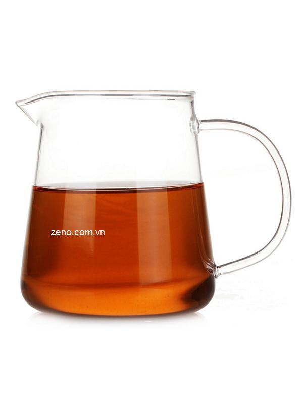 Tống trà thủy tinh ZENO TTTT08