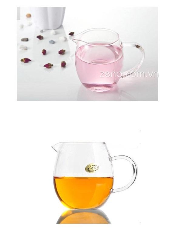 Tống trà thủy tinh ZENO TTTT03