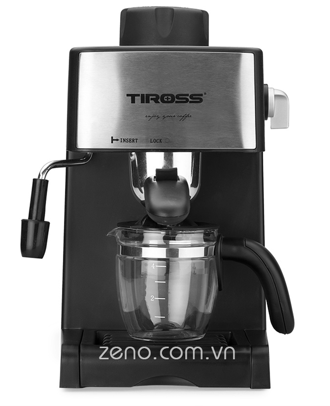 Máy pha cà phê Espresso Tiross TS621 - Giá sốc