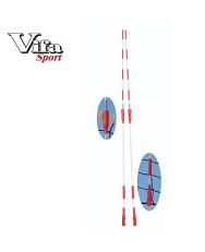 Cọc giới hạn bóng chuyền bằng composite Vifasport 402465