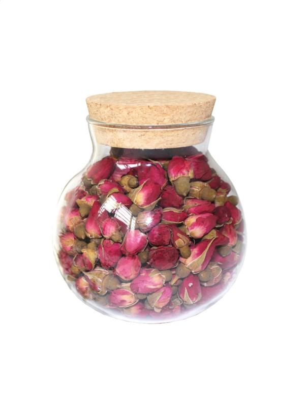 Trà hoa hồng khô 100G TH4