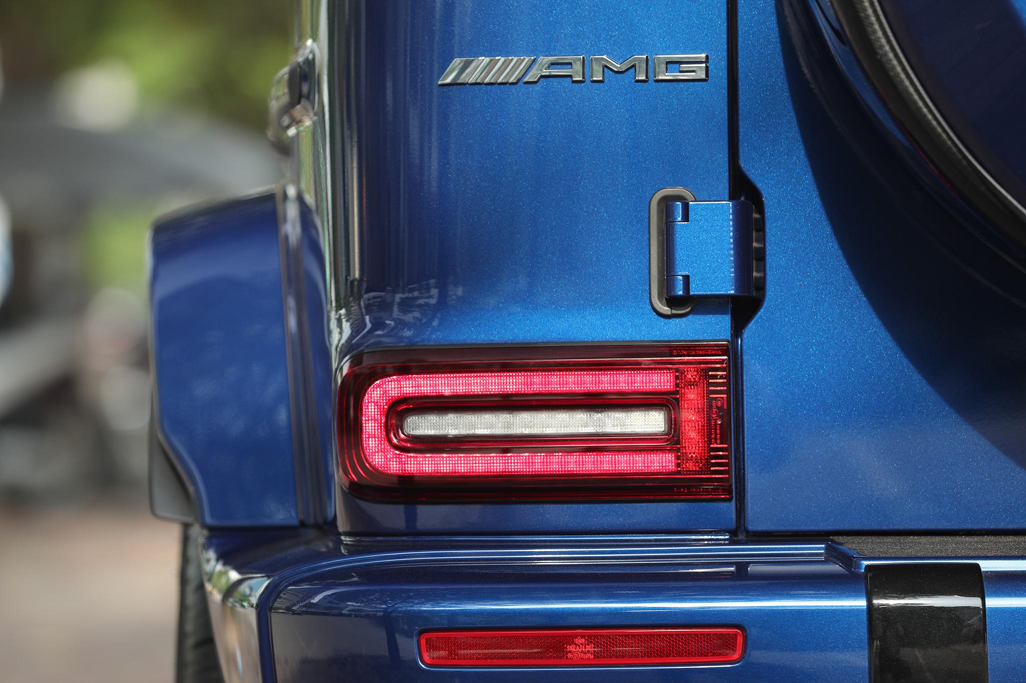 MERCEDES BENZ G63 AMG 2021