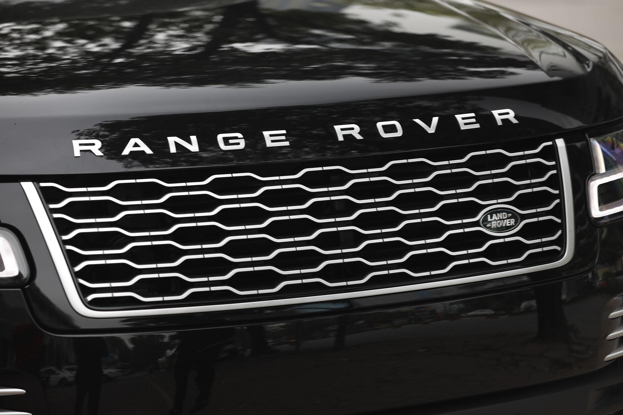 RANGEROVER LAND ROVER AUTOBIOGRAPHY LWB P400 2021