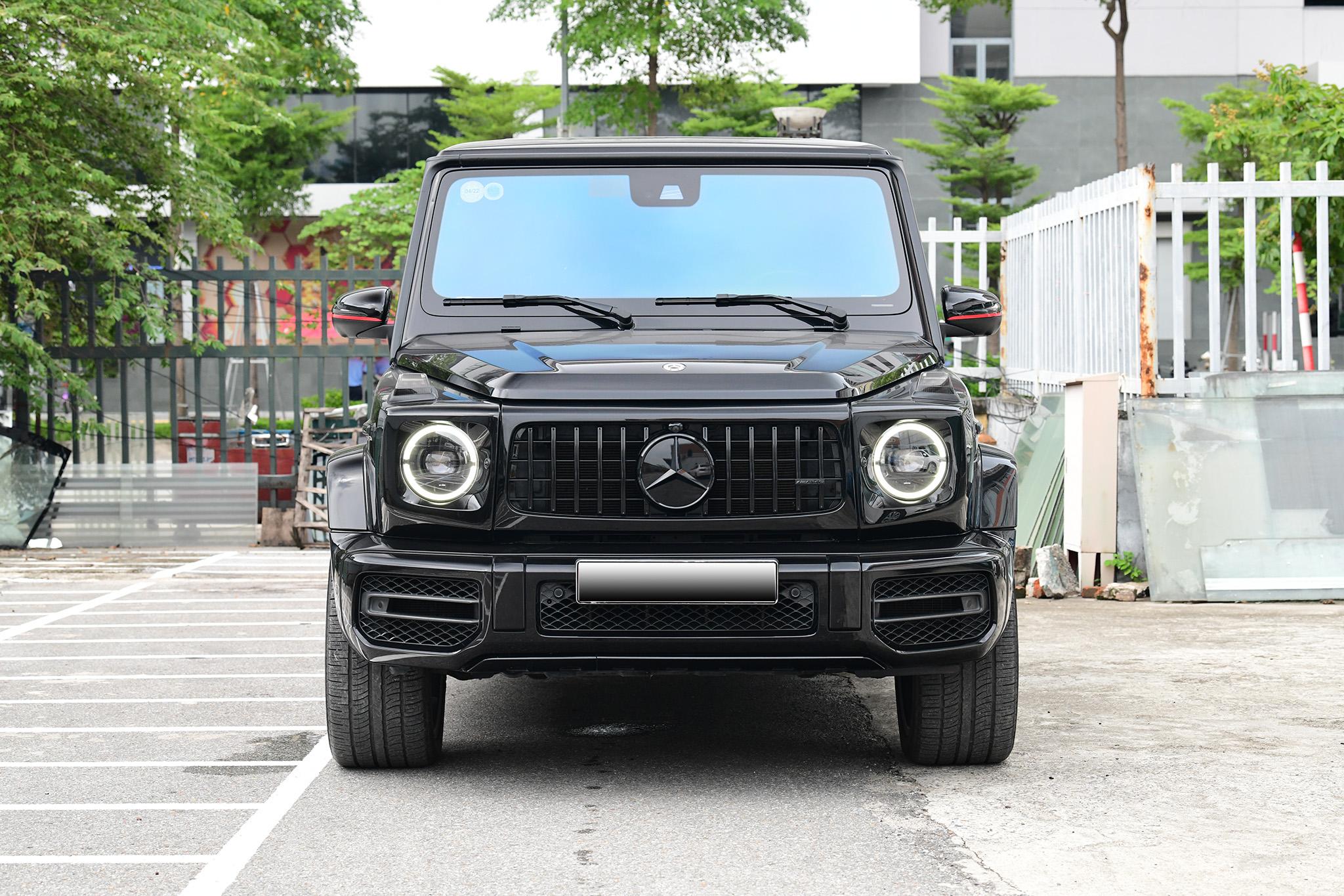 MERCEDES BENZ G63 AMG EDITION ONE 2019