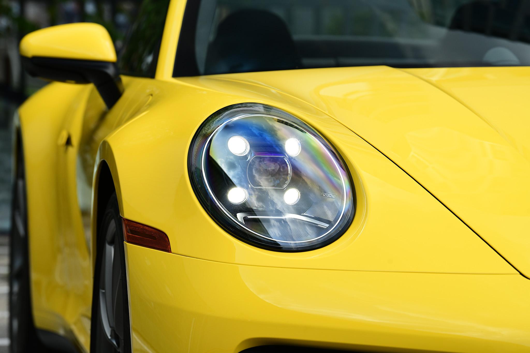PORCHE 911 CARRERA S 2021