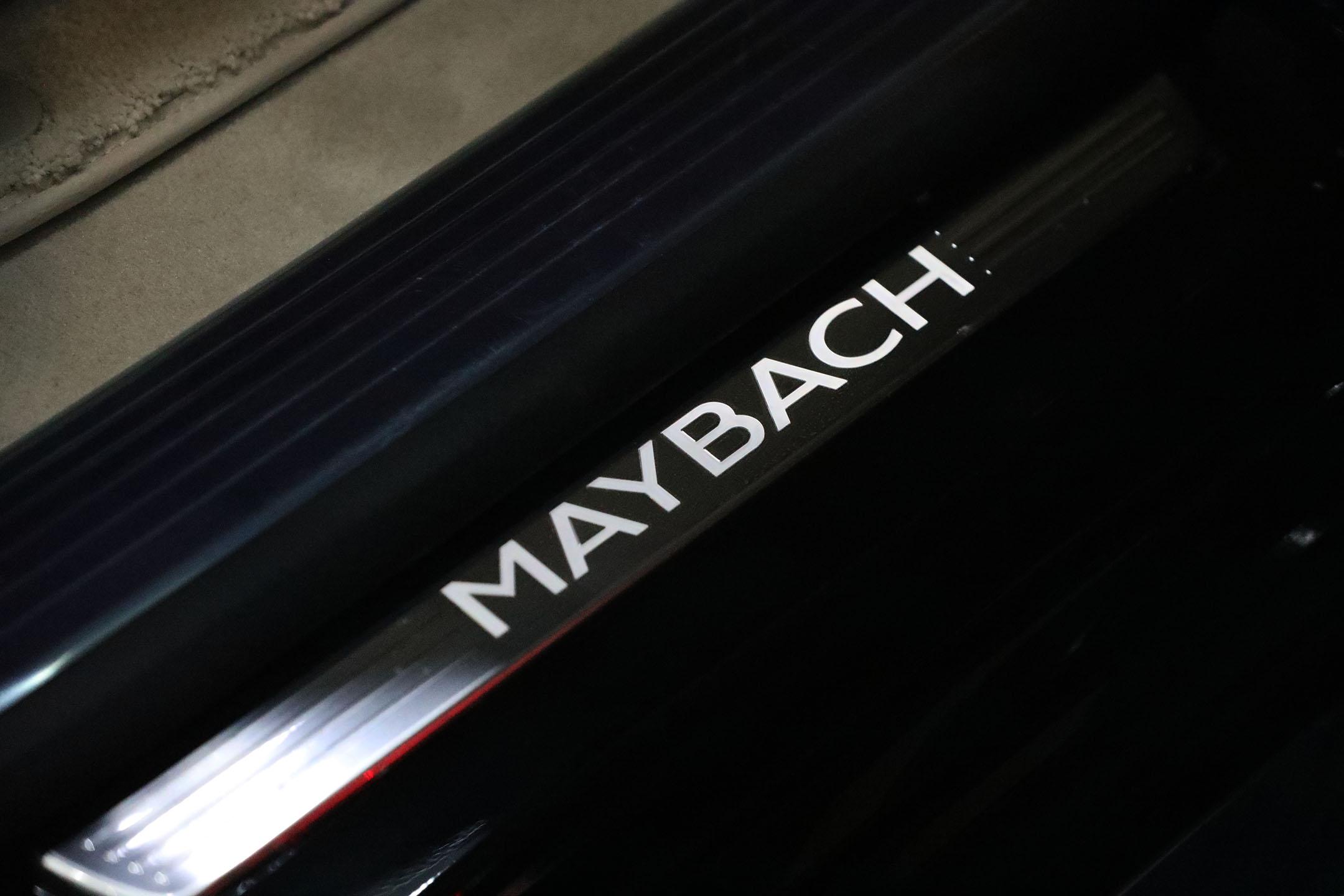 MAYBACH GLS600