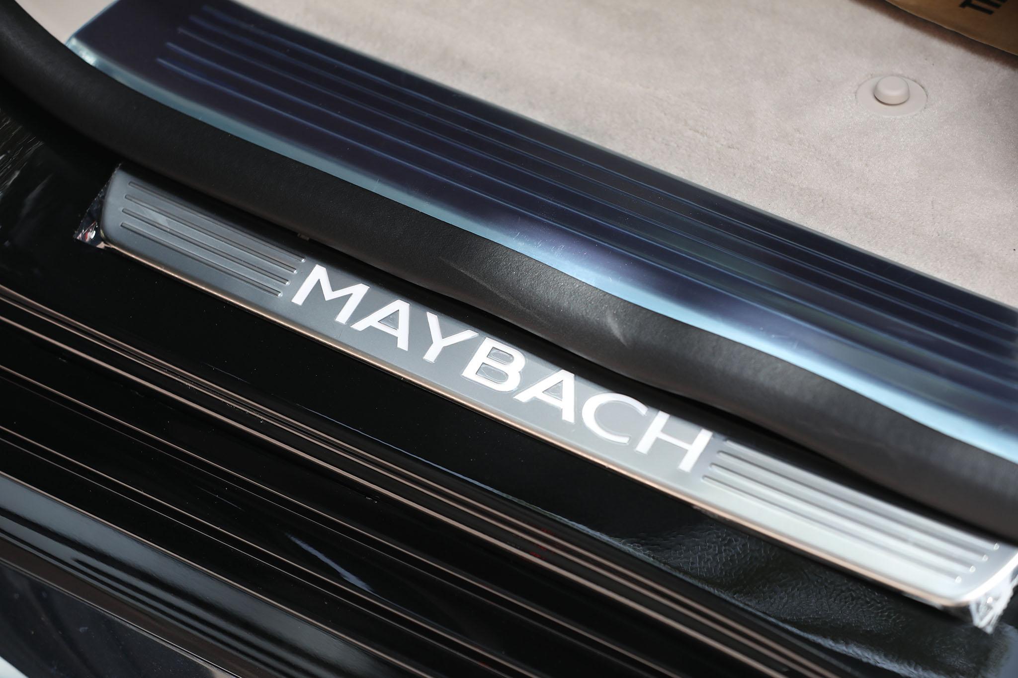 MERCEDES MAYBACH GLS00 2021