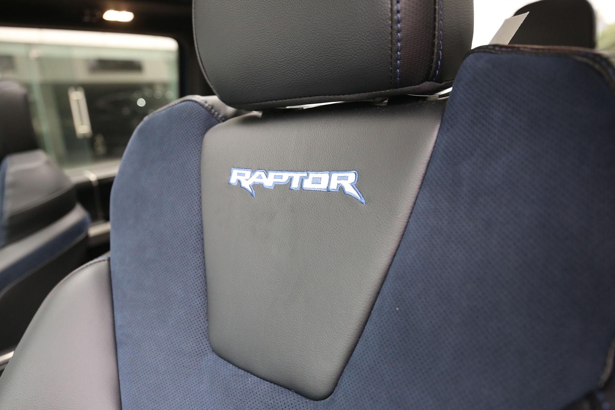 FORD F150 RAPTOR 2020