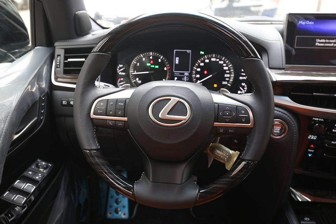 Lexus LX570 SuperSport 2020