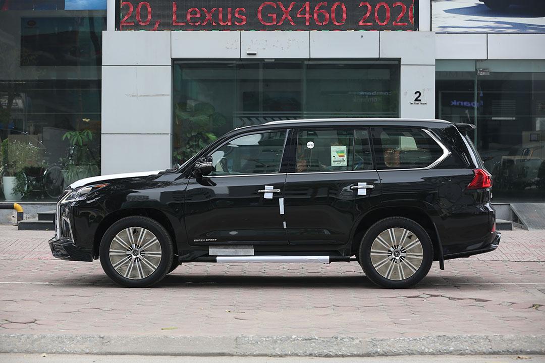 LEXUS LX570 SUPER SPORT 2019