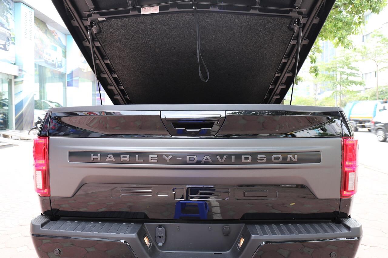 FORD F150 HARLEY-DAVIDSON