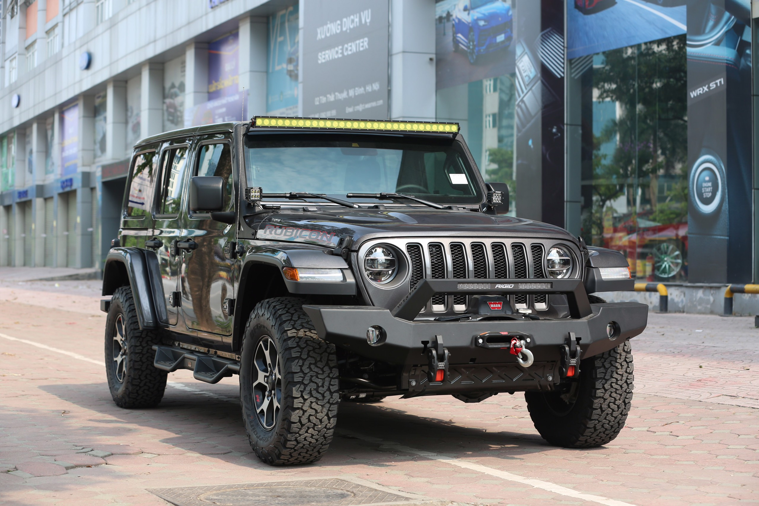 Jeep Wrangler RubiconUnlimited 2020