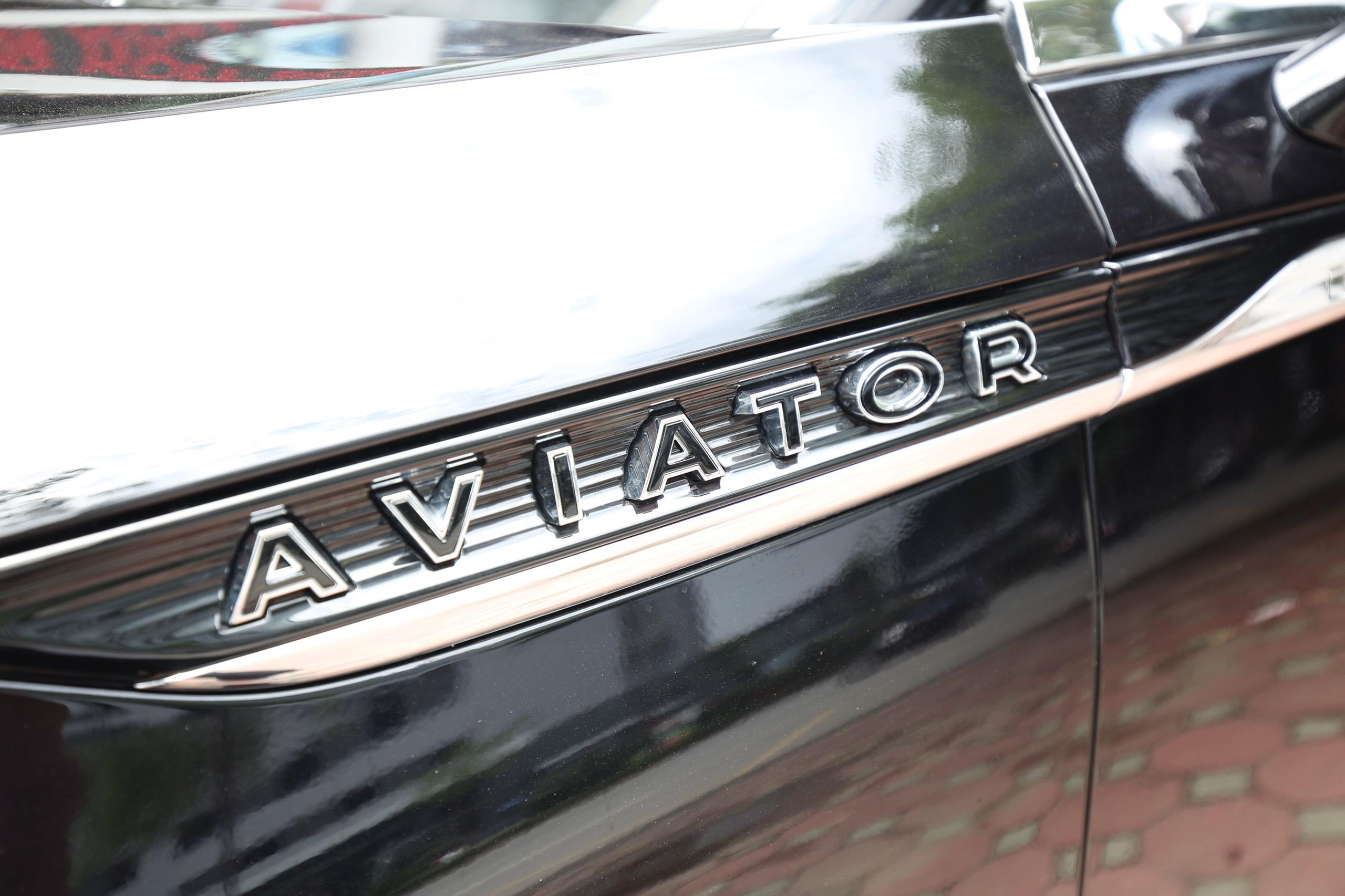 LINCOLN AVIATOR BLACK LABEL 2020
