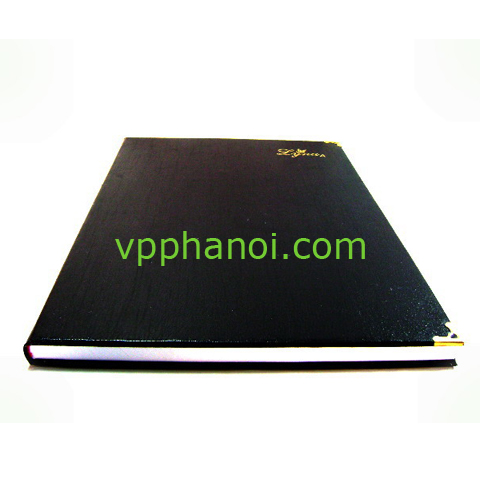 Sổ bìa da A4 Hải Tiến (240 trang)