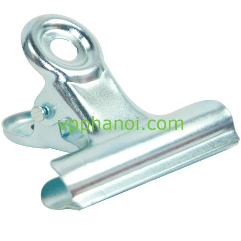 Kẹp sắt trắng, dài 5cm  (kẹp chứng từ kế toán)
