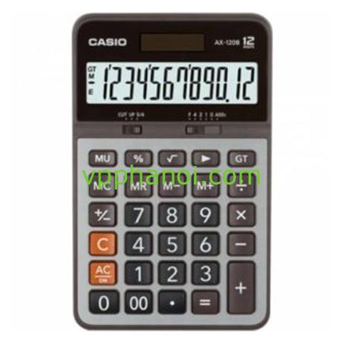 Máy tính CASIO AX 120B 12 số