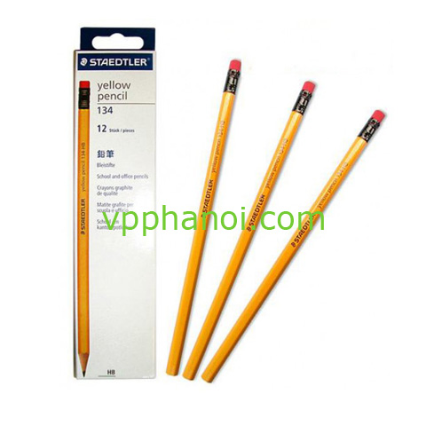 Bút chì gỗ Steadler 134 - 2B