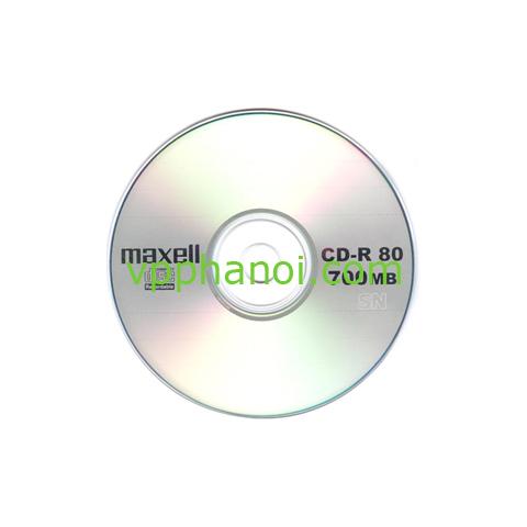 Đĩa CD-RW Maxell 700MB