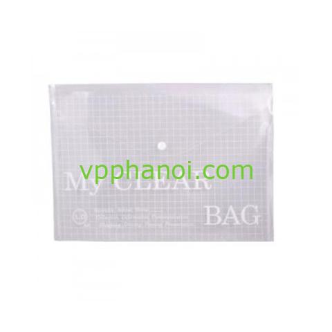 Clear bag khổ A (mỏng)