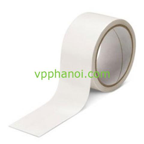 Băng dính giấy trắng 5cm