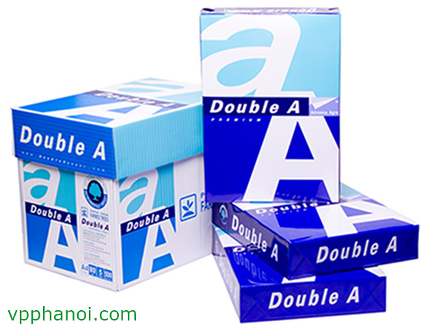 GIẤY DOUBLE A - A3/70 (500 TỜ/REAM)