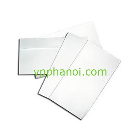 Phong bì trắng 12 x 22 (VN) (1 chục)
