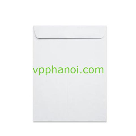 phong bì A4 trắng dày (1 chục)