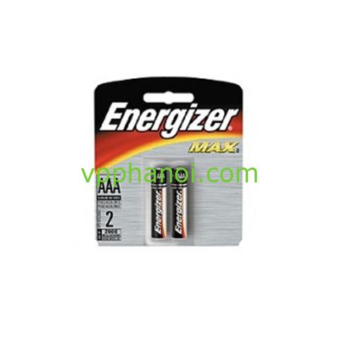 Pin Energizer 3A (AAA) (vỉ 2 viên)