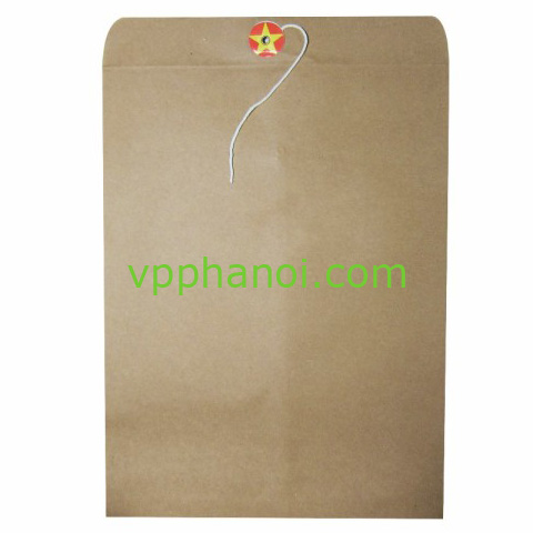 Túi hồ sơ a4 vàng có dây (VN) (Chiếc)