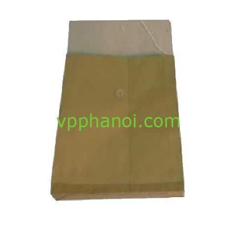 Túi hồ sơ a4 vàng có dây có đáy (VN) (Chiếc)