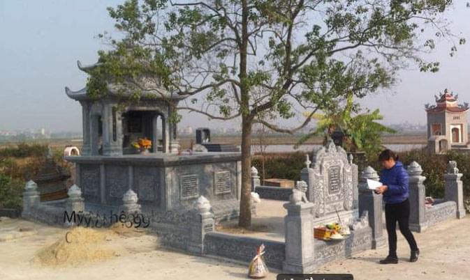 lăng mộ đá thiên phú