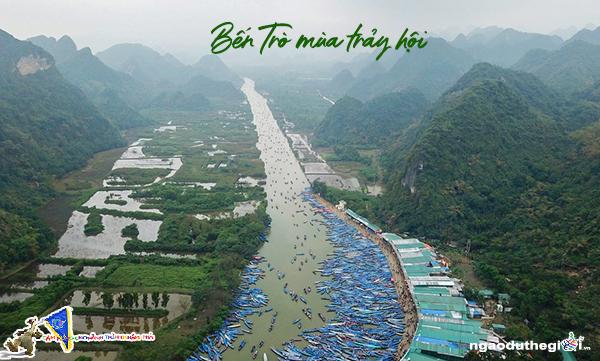 Bến Trò chùa Hương