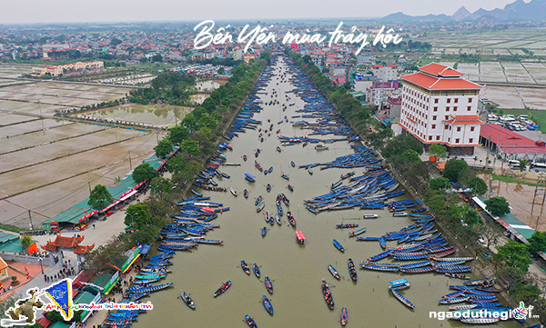 Bến Yến chùa Hương