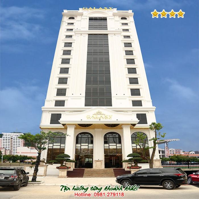 Khách sạn Galaxy Hạ Long hotel
