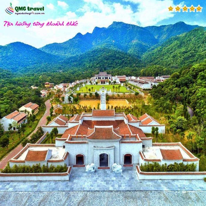 Khách sạn Legacy Yên Tử