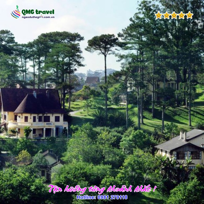 Ana Villas Dalat Resort&Spa