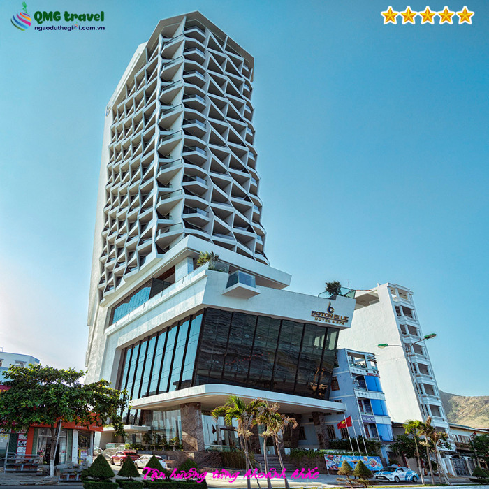 ROYAL BEACH BOTON BLUE Hotel & Spa Nha Trang-Beachfront
