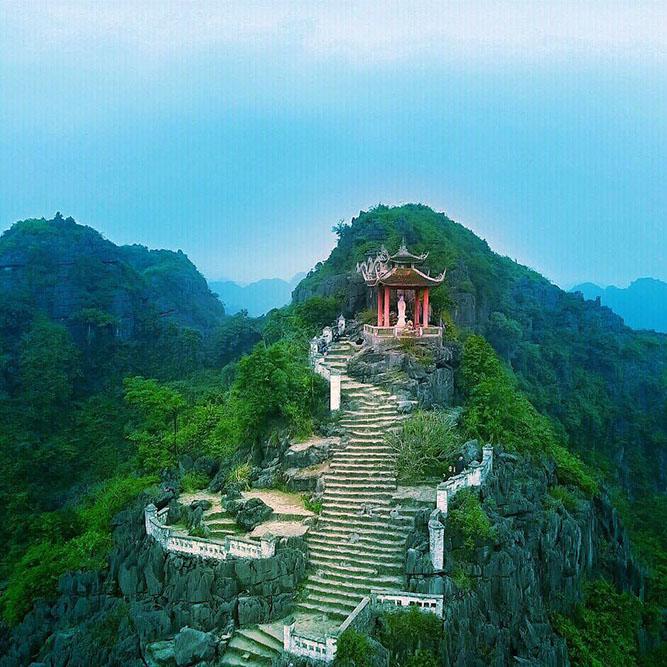 Hoa Lư-Tam Cốc-Hang Múa-Bái Đính-Tràng An(2N1Đ)