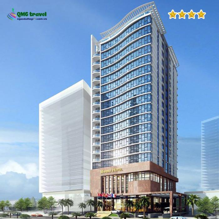 Khách sạn Marina Hạ Long hotel