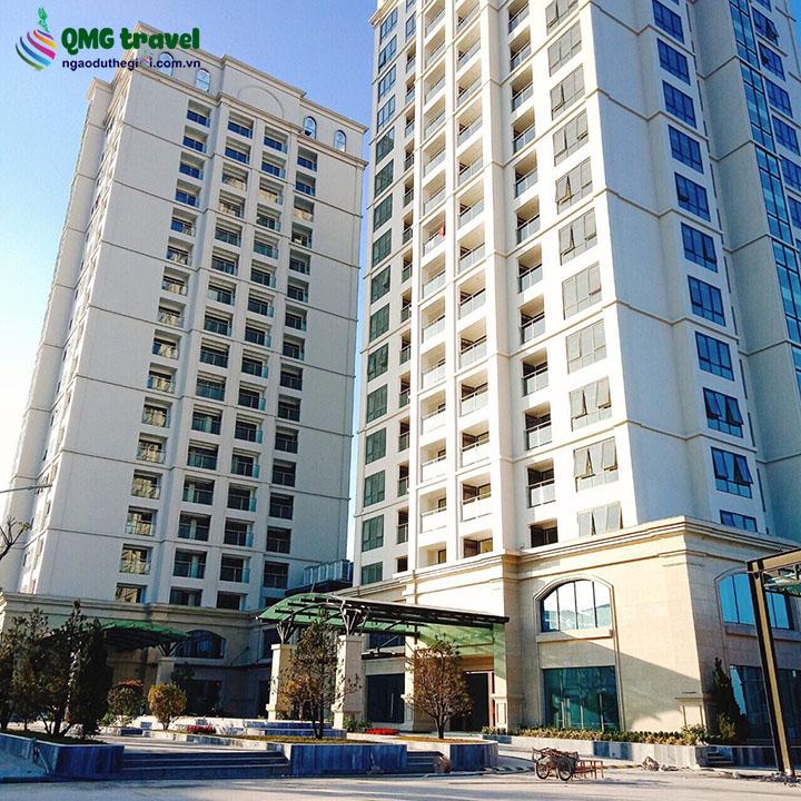 Khách sạn D'Lioro Hạ Long