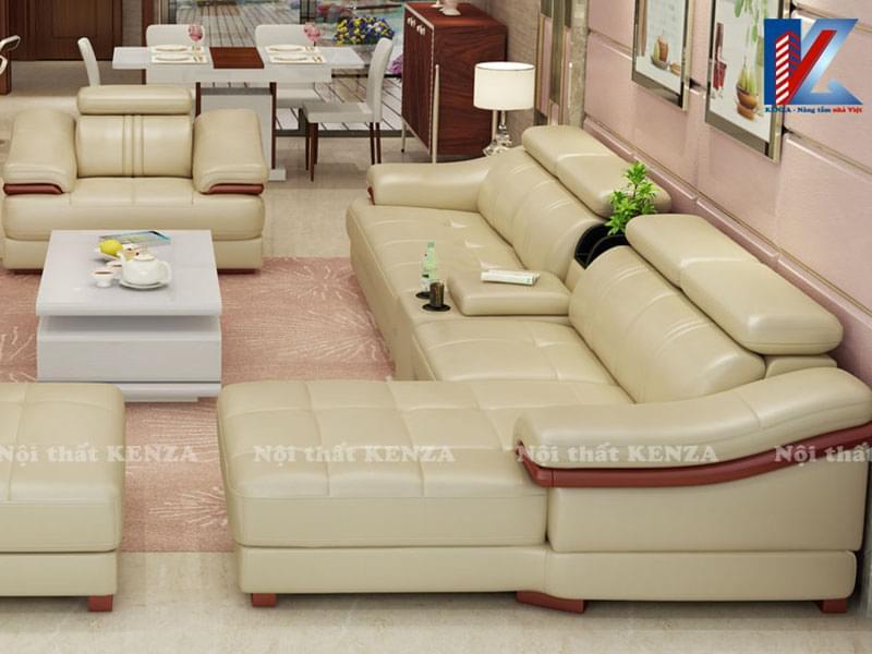 Bàn ghế phòng khách PK 27