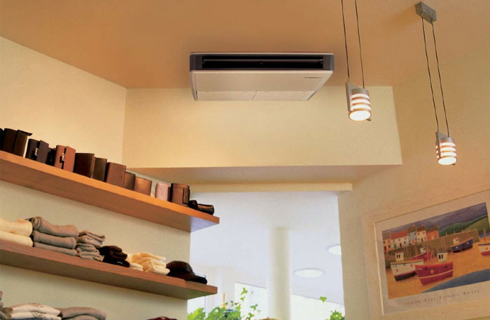 Điều hòa áp trần Daikin FHA50BVMV/RZF50CV2V thích hợp trần nhà cao