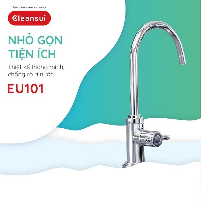 [REVIEW] Máy lọc nước Mitsubishi Cleansui có tốt không?