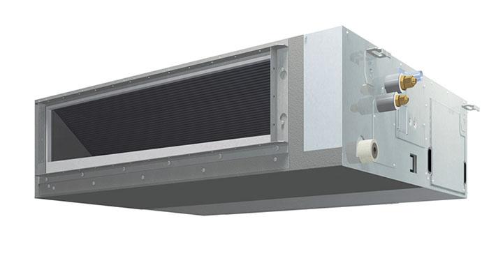 Dàn lạnh VRV Daikin giấu trần nối ống gió 2 chiều FXMQ125PAVE